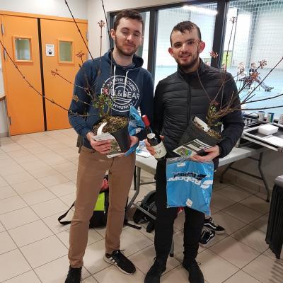 Double Hommes - Finaliste Principale