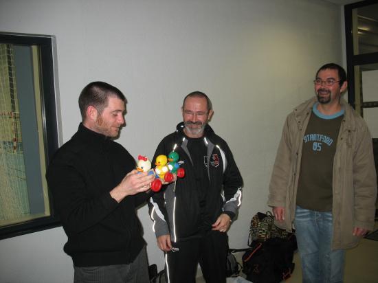 Tournoi des membres 16/01/2011