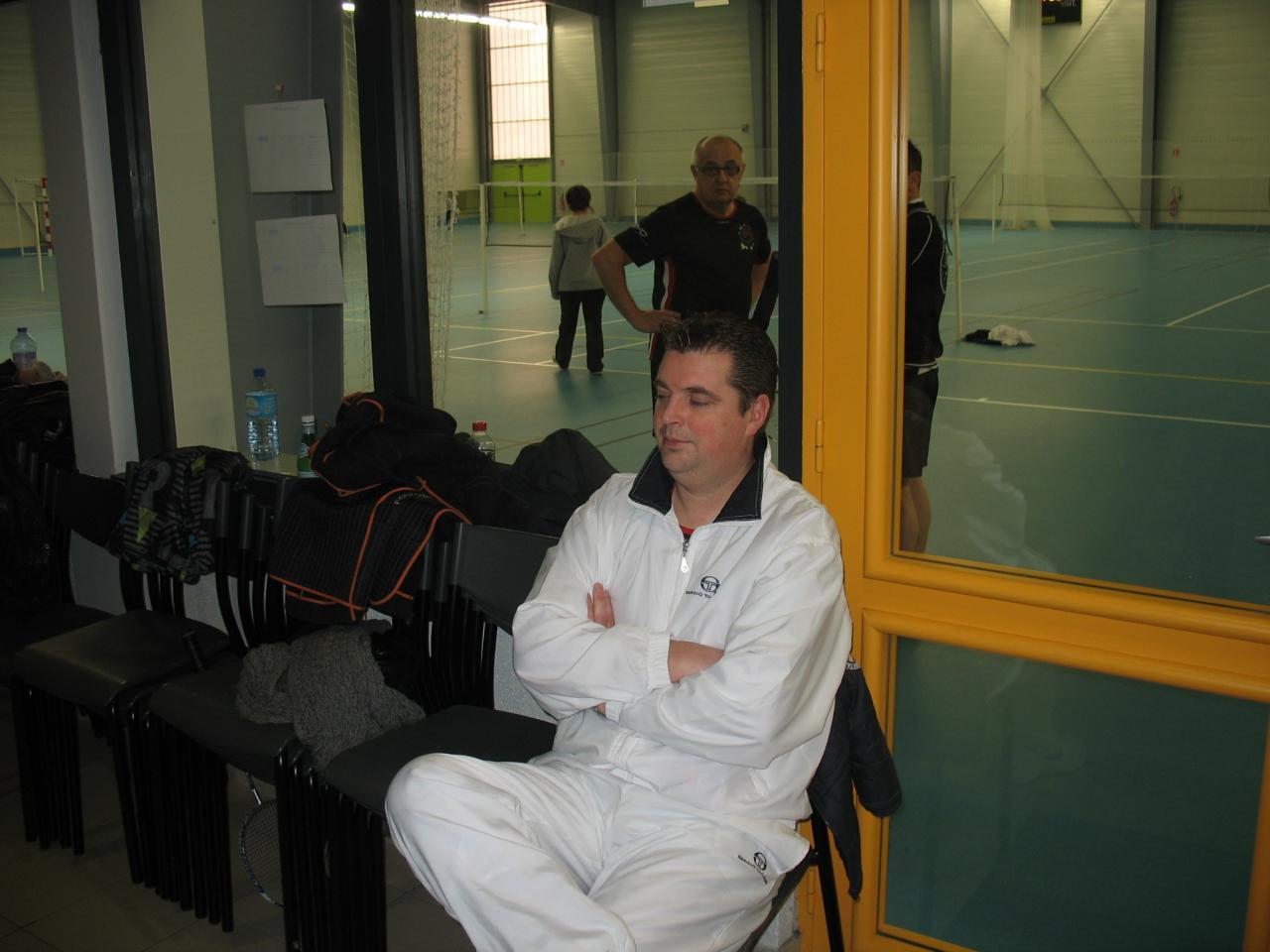 Tournoi interne 29/01/2012