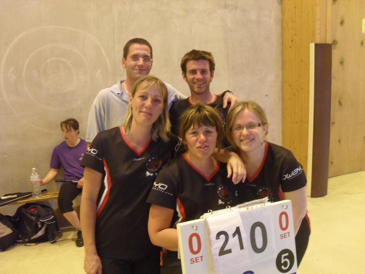 tournoi intercommunes 2011-2012
